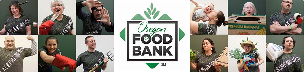 Oregon Food Bank Beaverton